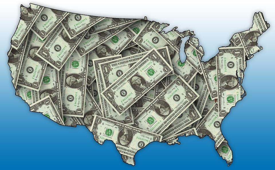 dolary a USA