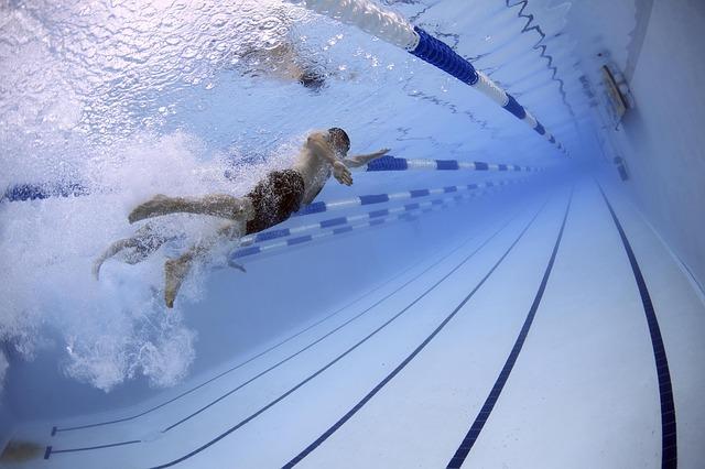 závody pod vodou