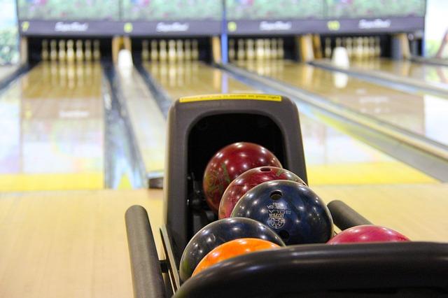 bowlingové koule