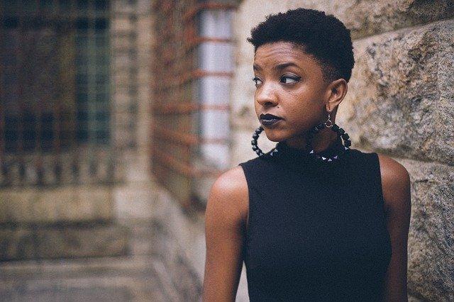 Afro americká žena