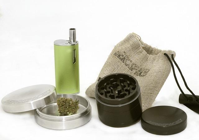 konopí – set na kouření